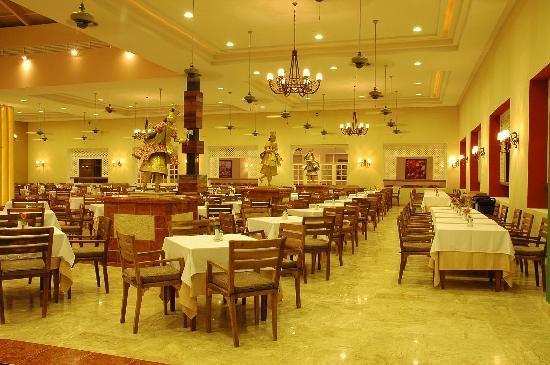 "Iberostar Bahia : Restaurante Meu Rei (Restaurant ""My King"")"