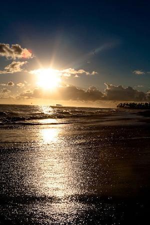 Iberostar Bavaro Suites: Morning Sunrise