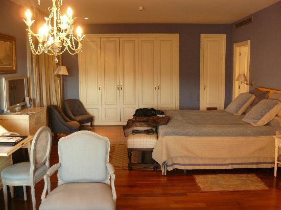 Hotel Blancafort Spa Termal : habitacion