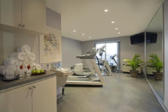 Travelodge Oshawa Whitby: Fitness Centre
