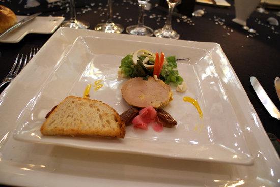 Le Cafe des Arts: Food