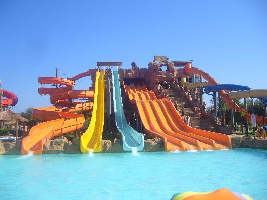 Aqua Blu Sharm: just a few of slides