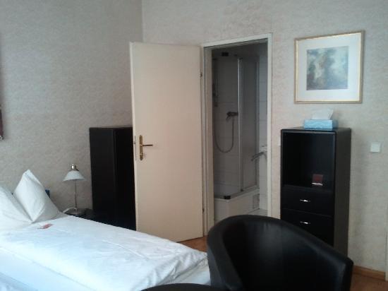 Pension Kraml: doubleroom