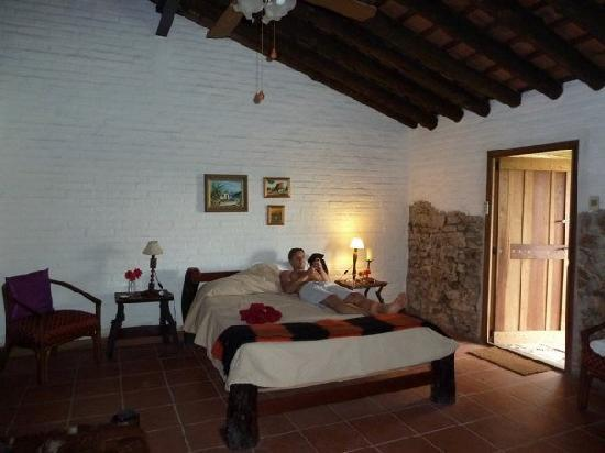 Estancia Pinos de la Quebrada: our gorgeous room