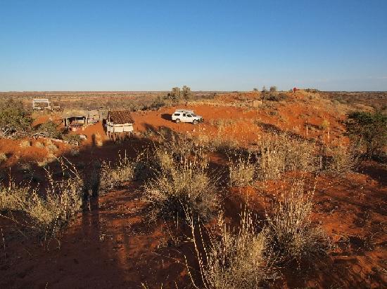 Red Dune Camp: Campsite Claudia