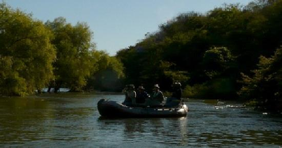 Alamos, Mexique : Floating the Rio Mayo