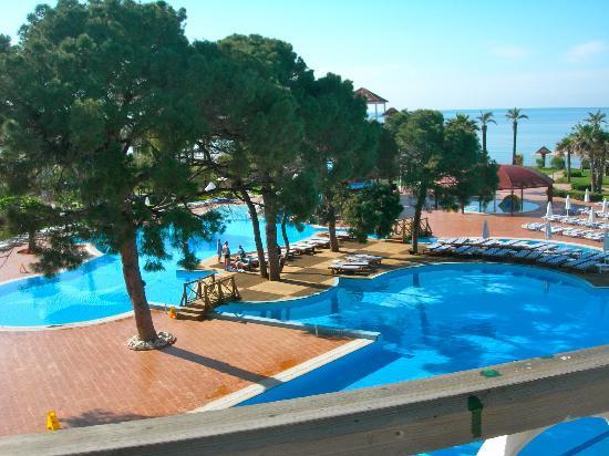 Blue Collection Belek: la grande piscine