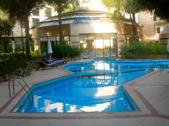 Blue Collection Belek : la piscine couverte