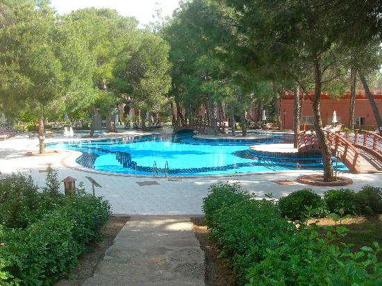 Blue Collection Belek: une autre piscine