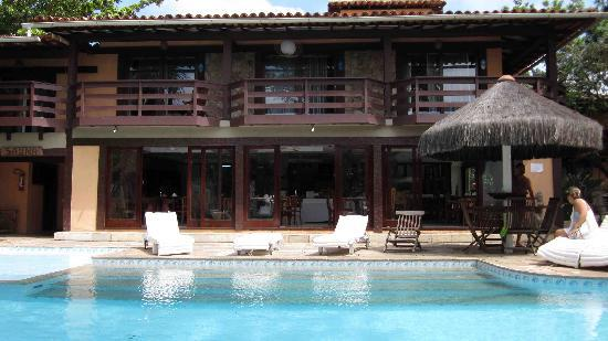 Blue Marlin Hotel: Piscina bem legal
