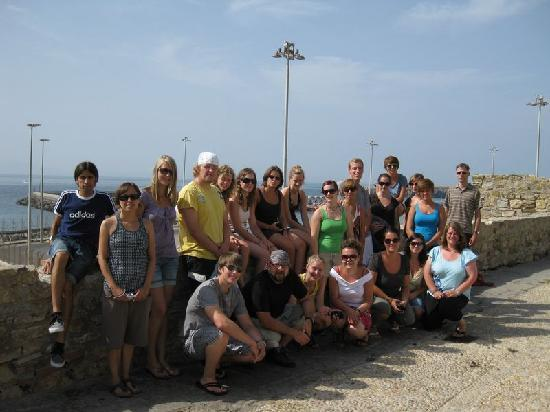 Academia Pradoventura - Clases de día: Daytrip to Tarifa and the Costa de la Luz