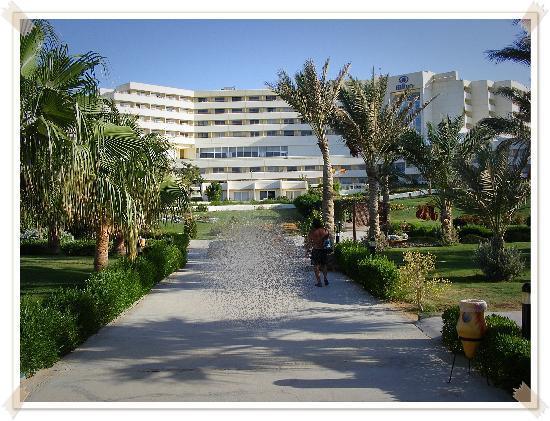 hotel hilton plaza  Hilton Plaza 5* Єгипет,  Хургада - photo