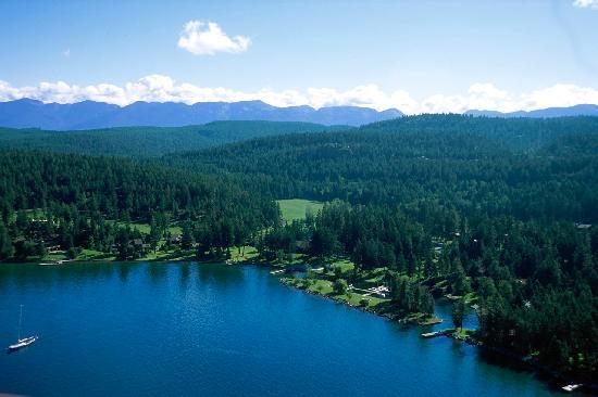 Averill's Flathead Lake Lodge: Flathead Lake Lodge