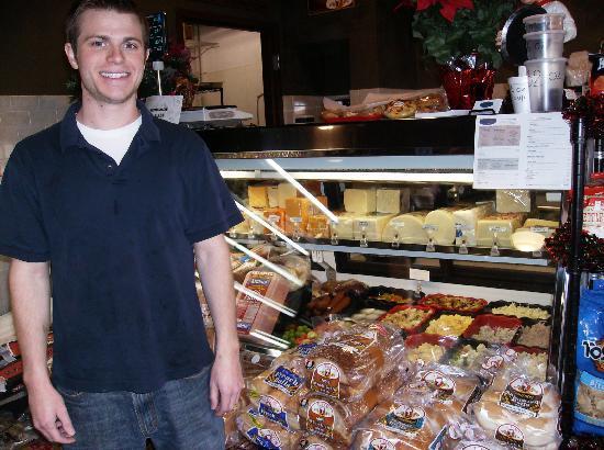 Sweetwater Deli: John makes awsome sandwiches