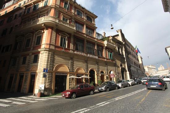 Hotel Hiberia Rome Tripadvisor