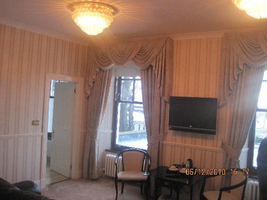 Largs, UK: Executive suite