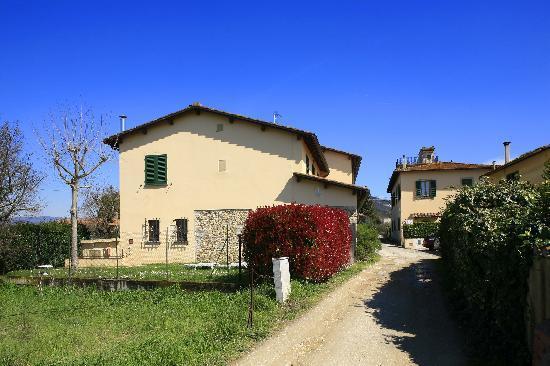 Via di Centanni - Picture of Residence Ristorante Golf Club Centanni ...
