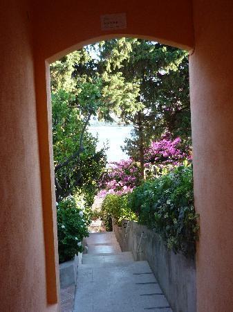 Villa Milton Hvar: Main entrance