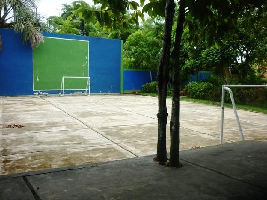 Amazon Fantasy Hotel: Losa Deportiva