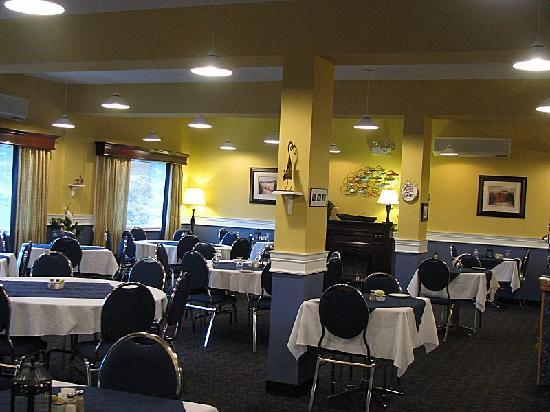 Port aux Basques, Canada: Dining Room at St Christopher's
