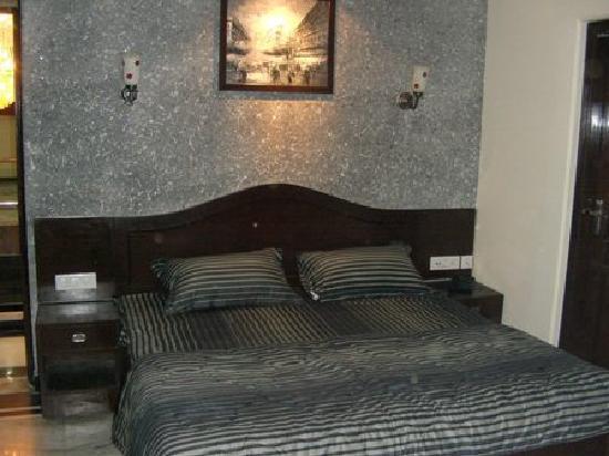 Hotel Agra Mahal: Room