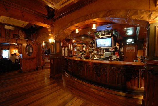 Walsh's Hotel: Jack's Bar