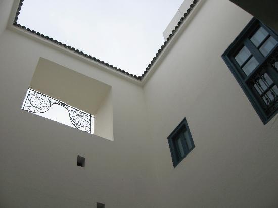 Dar El Medina : Our courtyard