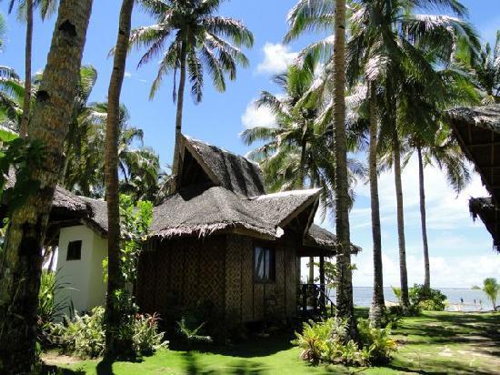 Siargao Inn: Beachfront Cottage