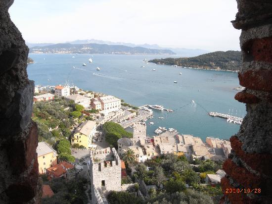 Portovenere, Włochy: バイロンが愛した「詩人たちの湾」