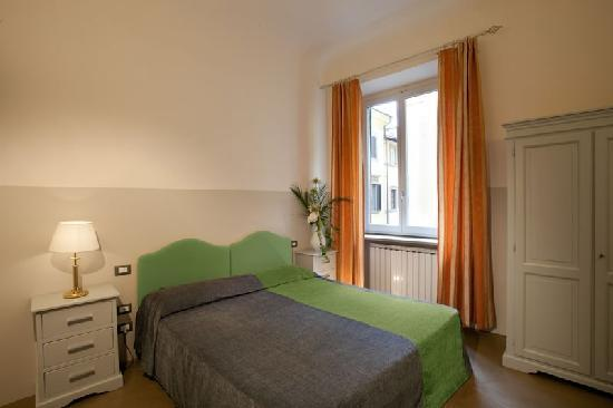 Family Apartments: Double room Green