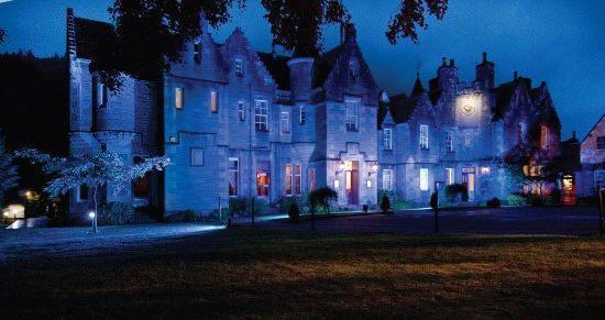 Birnam, UK: Erigmore Main House