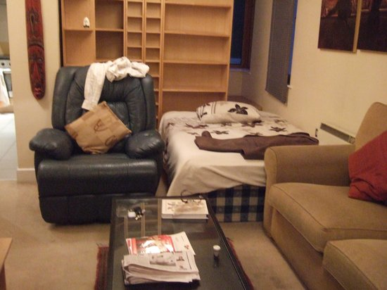 My-Places Serviced Apartments: Lounge