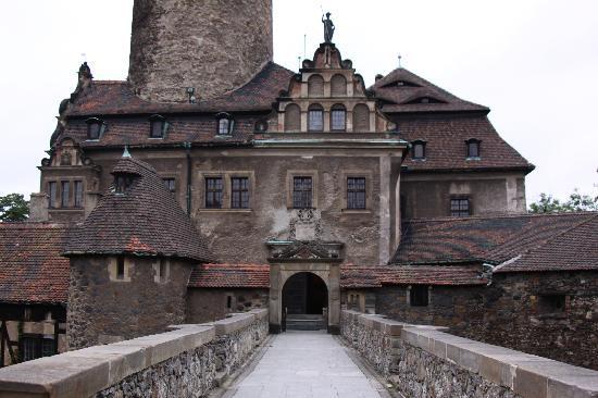 Czoch Castle Hotel : Main Entrance to Hotel