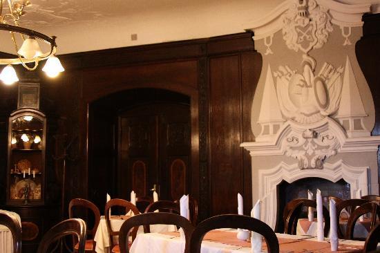 Czoch Castle Hotel : Dining Room
