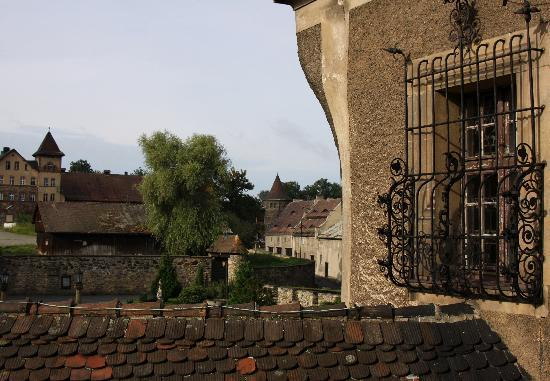 Czoch Castle Hotel : Another view from my room