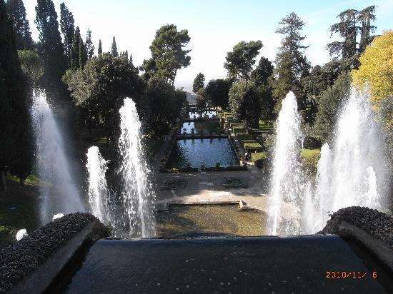 Villa D Este Picture Of Tivoli Province Of Rome
