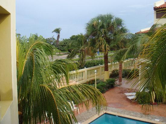 La Quinta Beach Resort: View from my balcony room