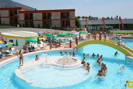 Bluesun Resort Bonaca: Pool view