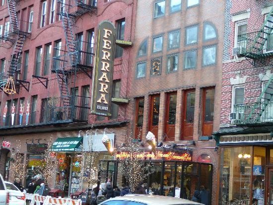 Ferrara Cafe New York