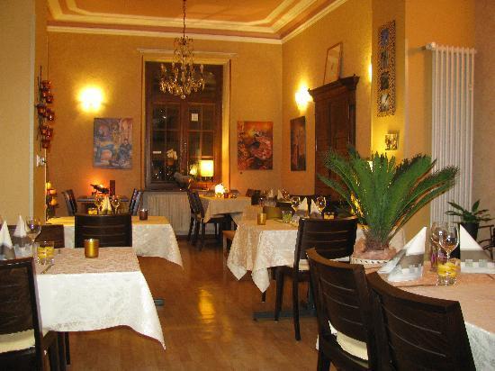Villa clementine mondorf les bains restaurant avis for S bains restaurant