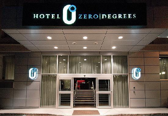 Hotel Zero Degrees: Enter our Zen Zone