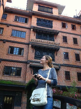 Hotel Courtyard : Kathmandu Courtyard Hotel