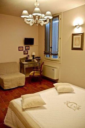Suzzara, Italy: Room BACCHUS
