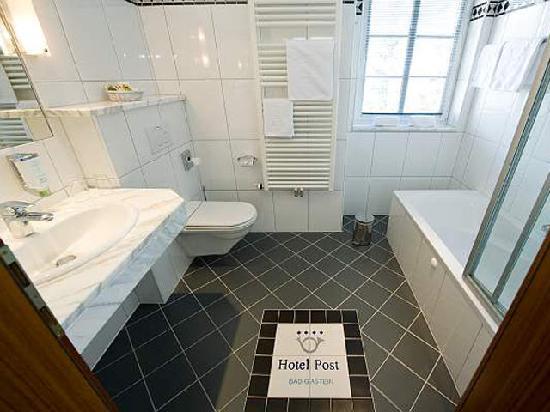 Karte Hotel Post Bad Gastein