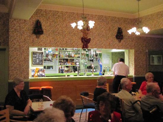 Ilfracombe Carlton Hotel: Bar