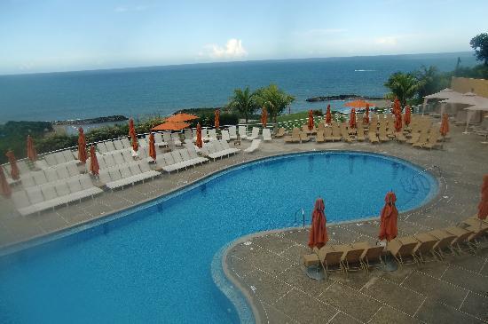 Venezuela Marriott Hotel Playa Grande: Swimming pool