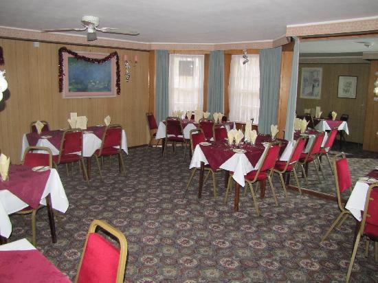 Ilfracombe Carlton Hotel: Dining room