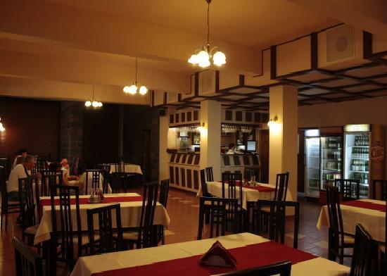Hotel PRAID restaurant