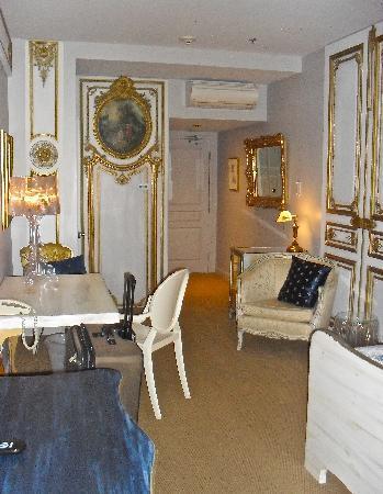 Auberge Place D'Armes: Chambre Marie-Antoinette