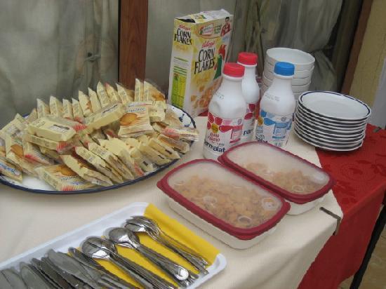 Hotel Antico Acquedotto: kahvaltı3